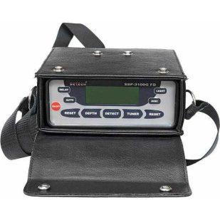 Дълбочинен пулс индукционен металдетектор Detech SSP-3100 Digital Discriminator