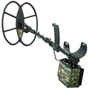 Металотърсач Detech EDS RELIC STRIKER 4.8 Khz SEF 46x38cm