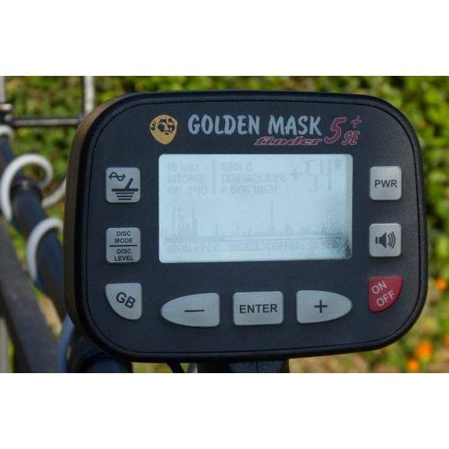 Металотърсач Golden Mask 5+ SE 8-18kHz
