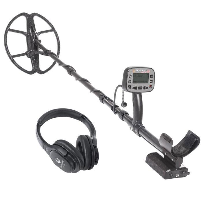 Металотърсач Golden Mask 5+ SE Relictum 5-15kHz с безжични слушалки