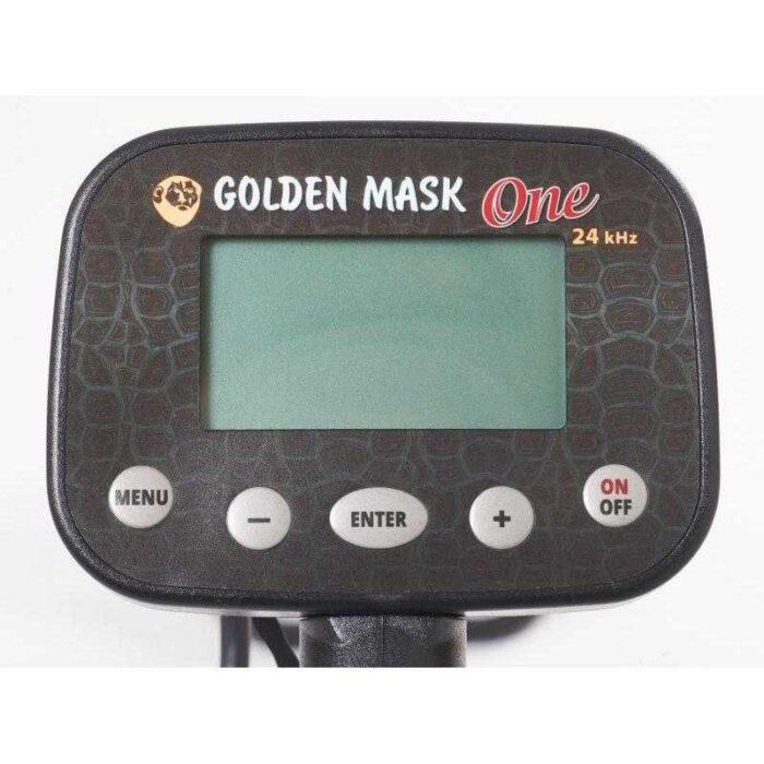 Металдетектор Golden Mask One 24kHz с безжични слушалки