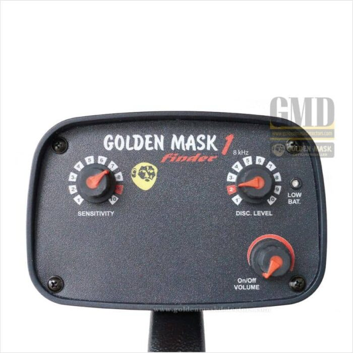Металдетектор Golden Mask One 8kHz LITE