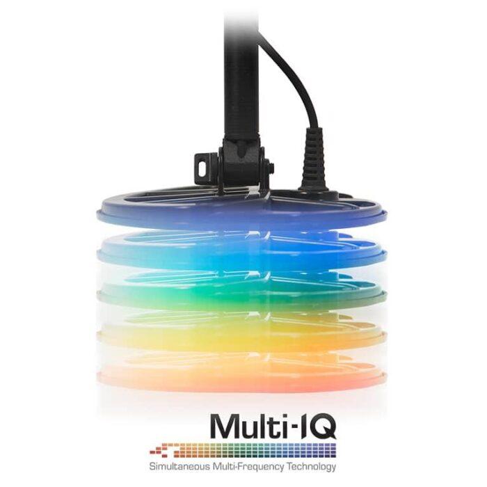 Металотърсач Minelab EQUINOX 600 с допълнителна EQX6 (15см)